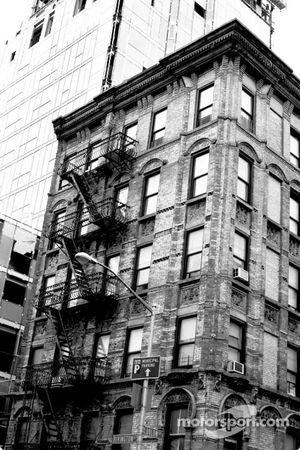 Une rue de New York