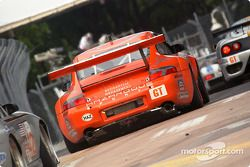 #33 ZIP Racing Porsche 911 GT3RS: Andy Lally, Spencer Pumpelly