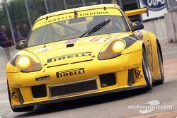 #61 P.K. Sport Porsche 911 GT3RS: Ron Attapatu, David Warnock