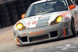 #79 J-3 Racing Porsche 911 GT3RS: Justin Jackson, David Murry