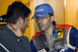 Markus Endhart and Alain Menu