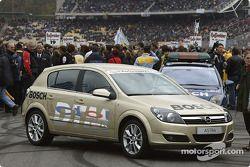 La nouvelle Opel Astra exposée