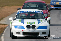 #83 Duane Neyer Motorsports BMW Z3: Mark Plummer, Guy Cosmo
