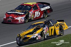 Matt Kenseth in trouble