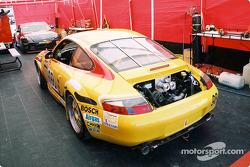 L'hospitalité Schumacher Racing