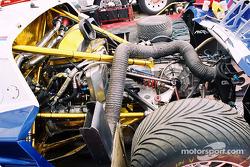 #58 Brumos Racing Porsche Fabcar
