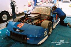 #48 Heritage Motorsports Mustang