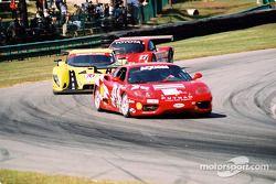 #28 Scuderia Ferrari of Washington Ferrari 360 Challenge: Jeff Segal, Jim Wilson, Asher Hyman