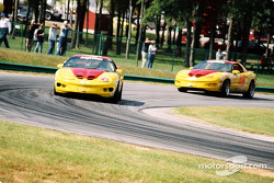 #45 Michael Baughman Racing Firebird: Mike Yeakle, Sam Shanaman, Brett Shanaman