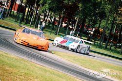 #40 Derhaag Motorsports Corvette: Simon Gregg, Kenny Wilden