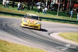 #123 TPC Racing Porsche GT3 Cup: John Littlechild, Wayne Jackson