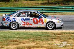 #04 Istook/Aines Motorsport Group Audi S4: Don Istook, John Munson