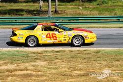 #46 Michael Baughman Racing Firebird: Michael Baughman, Brett Shanaman
