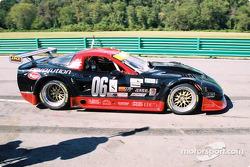 #06 ICY/SL Motorsports Corvette: Paul Alderman, Steve Lisa et David Rosenblum