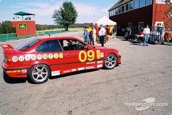#09 Automatic Racing BMW M3: David Russell, Jep Thornton