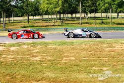 #54 Bell Motorsports Chevrolet Doran: Terry Borcheller, Forest Barber, Andy Pilgrim, et #27 Doran Li