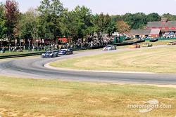 Départ: la #54 Bell Motorsports Chevrolet Doran de Terry Borcheller et Didier Theys mène le peloton