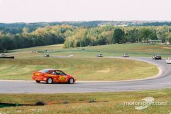 #48 WTF Engineering Chevrolet Cavalier Z-24: Edward Magner, Caroline Wright
