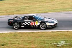 #51 EXP4 / DAL Motorsports Acura NSX: Brian Bailey, Vaughn Duarte