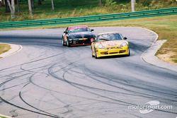 #23 TPC Racing Porsche GT3 Cup: John Littlechild, Jeff Altenburg, et #35 Schuitemaker Motorsports Nissan 350Z: Michiel Schuitemaker, B.J. Zacharias