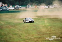 #5 Gilbert Racing Corvette: James McAndrew, Henry Gilbert