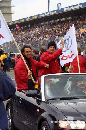 Présentation des pilotes : Laurent Aïello et Peter Terting