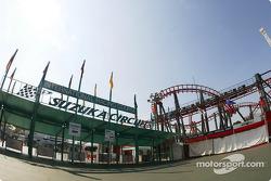 Bienvenidos al circuito de Suzuka