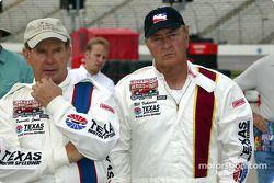 Parnelli Jones et Bill Vukovich