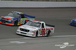 Carl Edwards et Matt Crafton