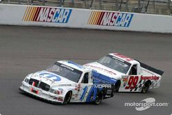 Ted Musgrave et Carl Edwards