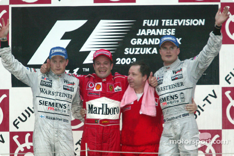 GP do Japão 2003