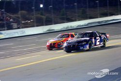 Rusty Wallace et Ricky Craven