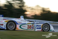 #38 Team ADT Champion Racing Audi R8: Johnny Herbert, JJ Lehto, Stefan Johansson