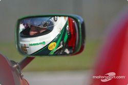 Starting grid: Jim Downing