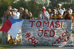 The Tomas Enge fan club