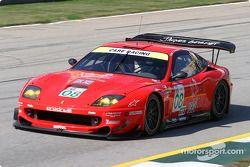 #08 Prodrive Ferrari 550 Maranello: Frederic Dor, Jan Lammers, Jerome Policand