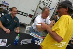 Autograph session: Jon Field and Duncan Dayton