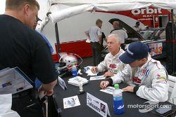 Autograph session: Jay Policastro and Joe Policastro