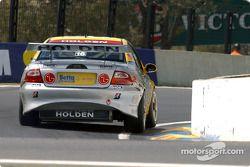 Marcus Marshall, pilote Porsche, a obtenu un volant chez Team Brock