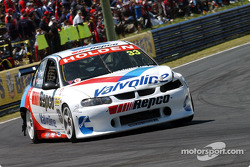 Jamie Whincup already sporting damage