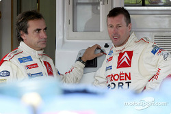 Carlos Sainz e Colin McRae