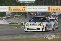 #61 P.K. Sport Porsche 911 GT3RS: Vic Rice, Jon Groom