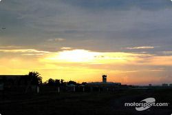 Sunset on San Juan