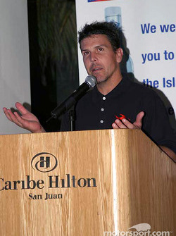 Conférence de presse du Grand Prix de Porto Rico : Scott Pruett