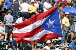 Le drapeau Porto Ricain