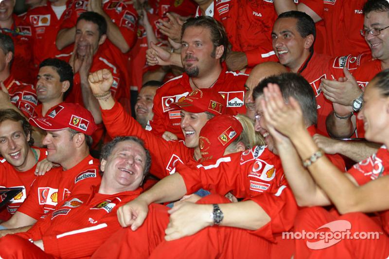 Campeón del mundo de Fórmula 1 2003