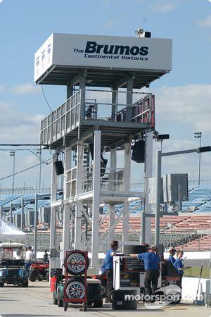 Tower at Daytona International Speedway