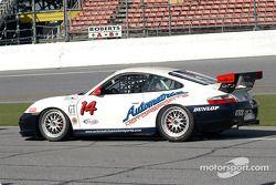 #14 Autometrics Motorsports Porsche GT3 Cup: Cory Friedman, Bransen Patch