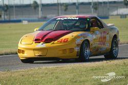 #46 Michael Baughman Racing Firebird: Mike Yeakle, Michael Baughman