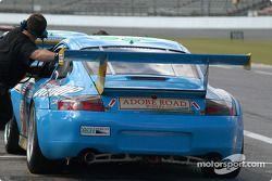 #68 The Racers Group Porsche GT3 RS: Kevin Buckler, Chris Gleason, Pierre Ehret